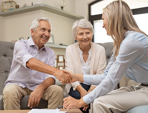 Meeting with a Geriatric Care Manager